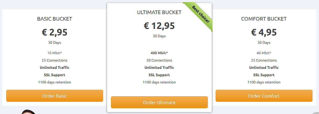 usenet-bucket-plans