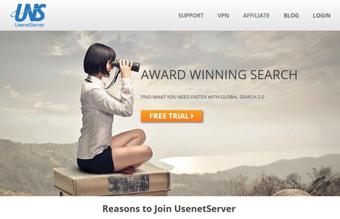 usenet-server-top